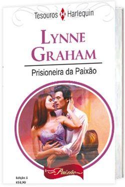 Meu Jardim de Livros: Prisioneira da Paixão