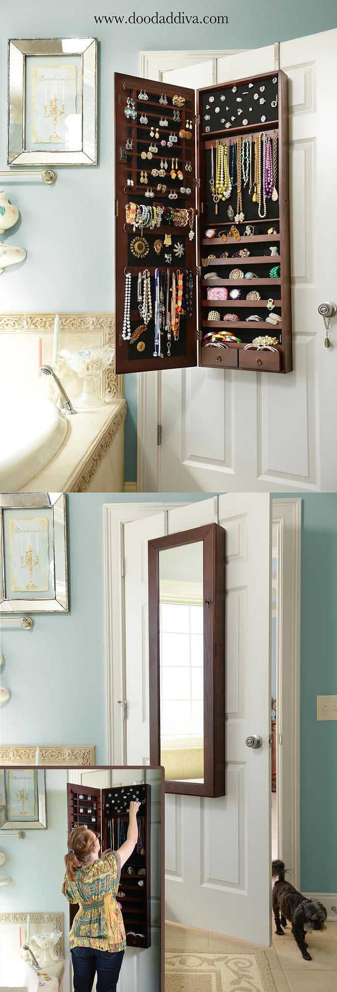 1000 Ideas About Over The Door Mirror On Pinterest Frames Ideas Picture Walls And Small
