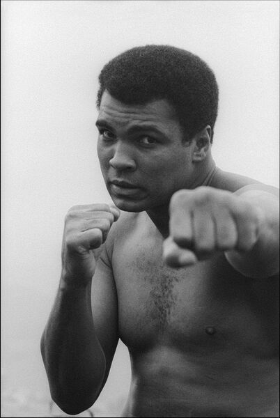 "Muhammad Ali formerly known as Cassius Clay ""To be a great champion you must believe you are the best, if not pretend you are"" - Muhammad Ali"