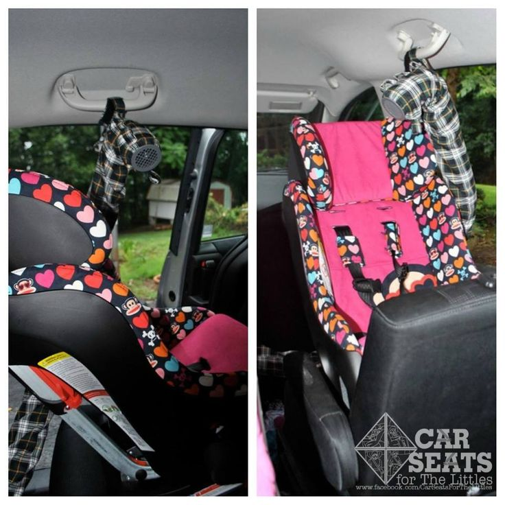 Beat Car Seat Heat with The Noggle: Gimmick or Genius? (and a Giveaway)!!