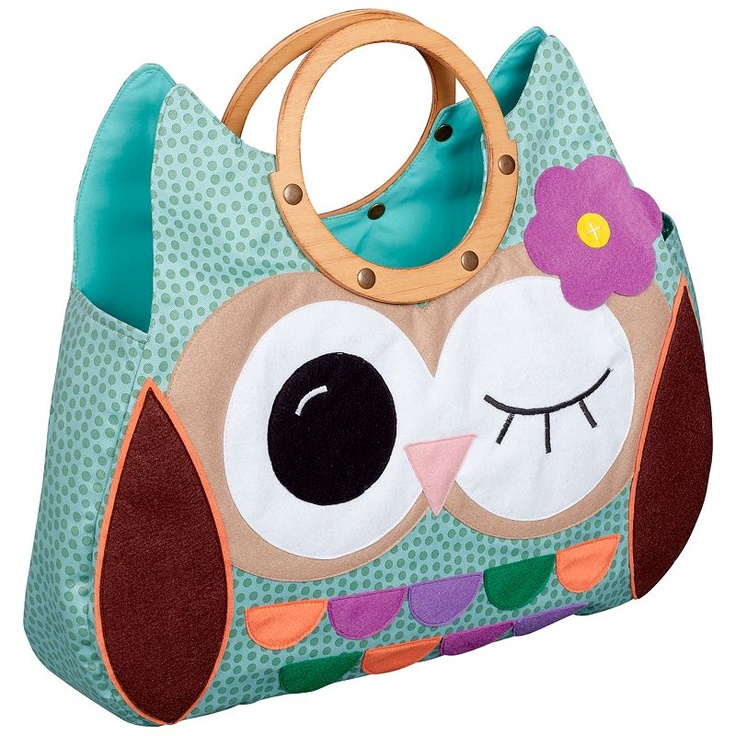 Buy John Lewis Owl Large Sewing Bag online at JohnLewis.com - John Lewis