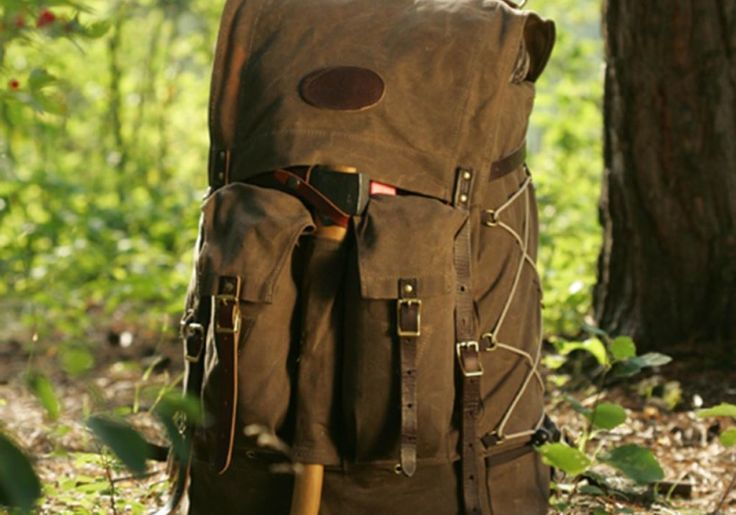 Carry Things Easily With The Best Bushcraft Backpacks - From Desk Jockey To Survival Junkie