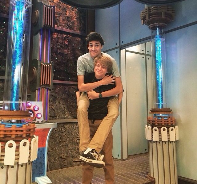 Jace and Xander Norman