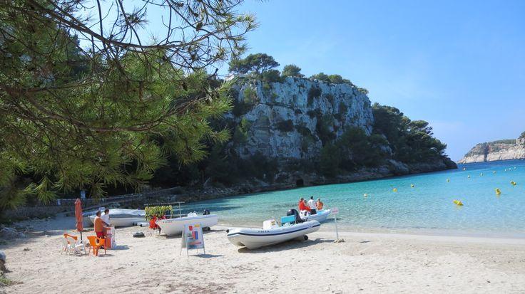 Menorca - Cala Galdana - Menorca-web.de