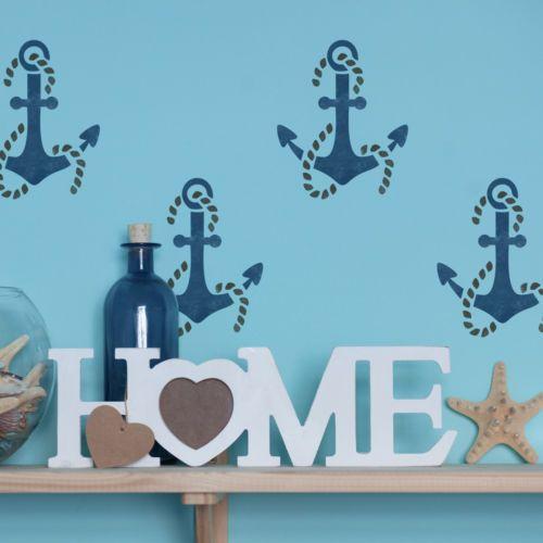 CraftStar-Anchor-Stencil-DIY-Home-Decor-Anchor-Stencil