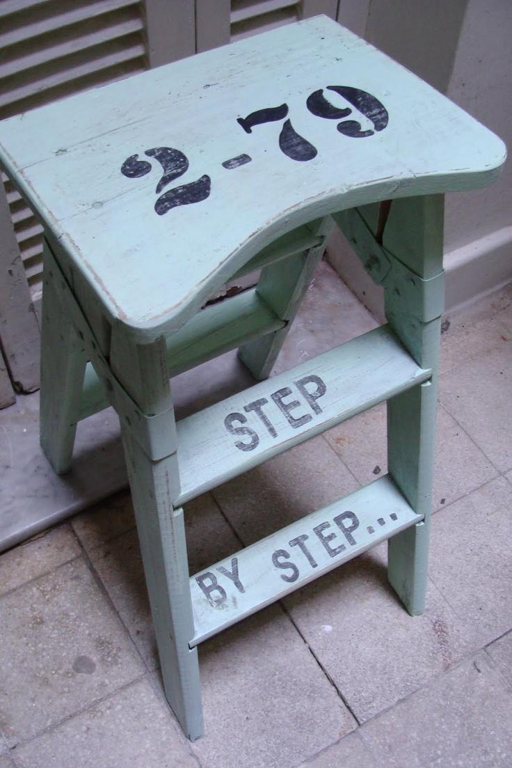 Step by step.. para agregarle a la escalerita de la cocina.. #detalles #escalera #muebles #madera