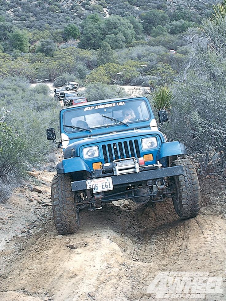 Sea Of Cortez Jeep Jamboree Jeep Wranger Yj