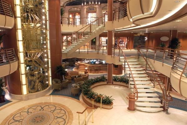 Plaza, Atrium, Diamond Princess, Princess CruisesEscape Complete, Princesses Atrium, Australia, Cruises Travel, Cruises Ships, Diamonds Princesses, Crui Ships, Princesses Cruises, Bordul Diamonds
