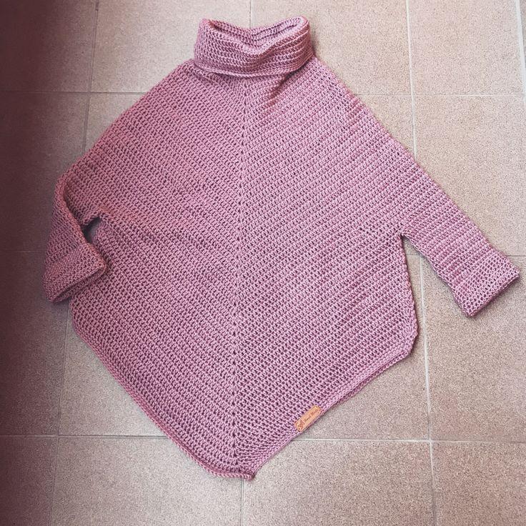 Poncho crochet  for women