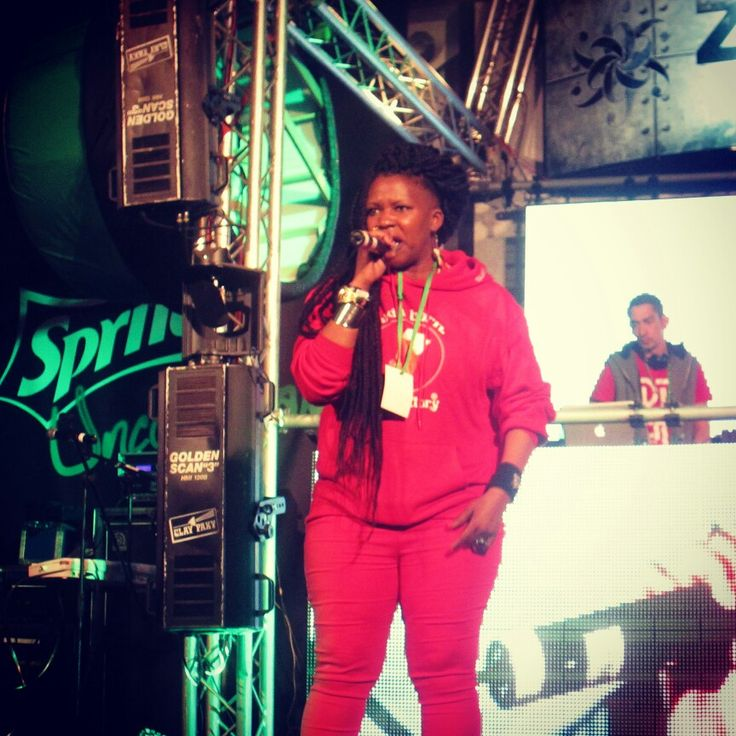 Sprite Uncontainable Hip Hop festival