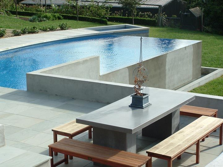 14 best images about swimming pool design on pinterest for Pool design hamilton