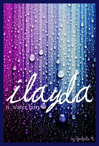 Baby Girl Name: Ilayda (il-ly-duh). Meaning: Water Fairy. Origin: Turkish. http://www.pinterest.com/vintagedaydream/baby-names/