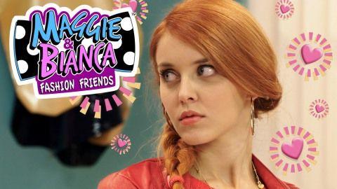 Clip degli episodi e video con i protagonisti di Maggie & Bianca   Maggie & Bianca Fashion Friends