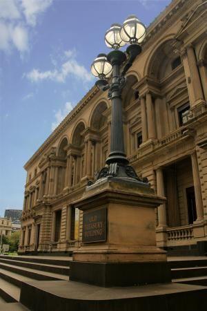 The finest 19th Century building in Australia