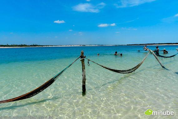 Jericoacoara Beach, Brazil.