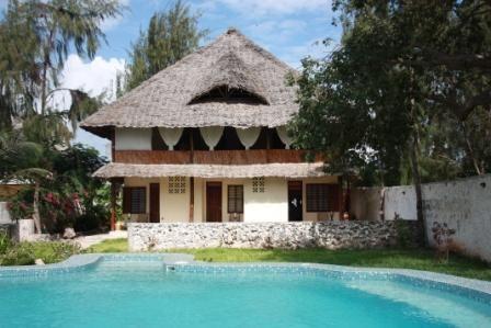 Zanzibar - kobe house - Jambiani