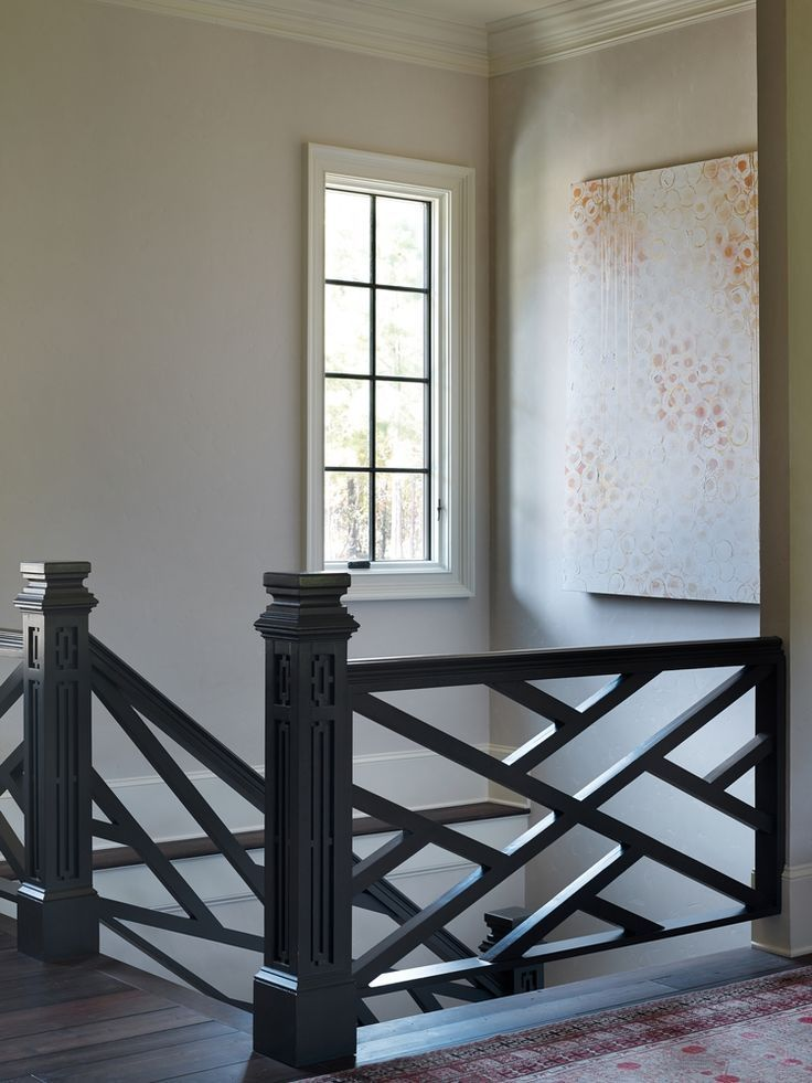 Chinese Chippendale railing