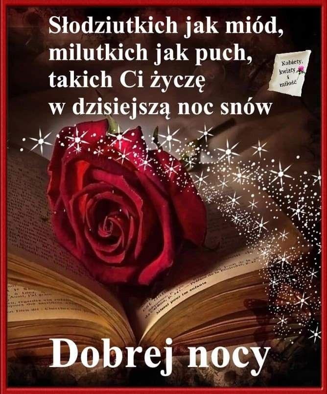 Pin By Wanda Swoboda On Dobranoc In 2020 Dobranoc Smieszne Kreskowki Cytaty