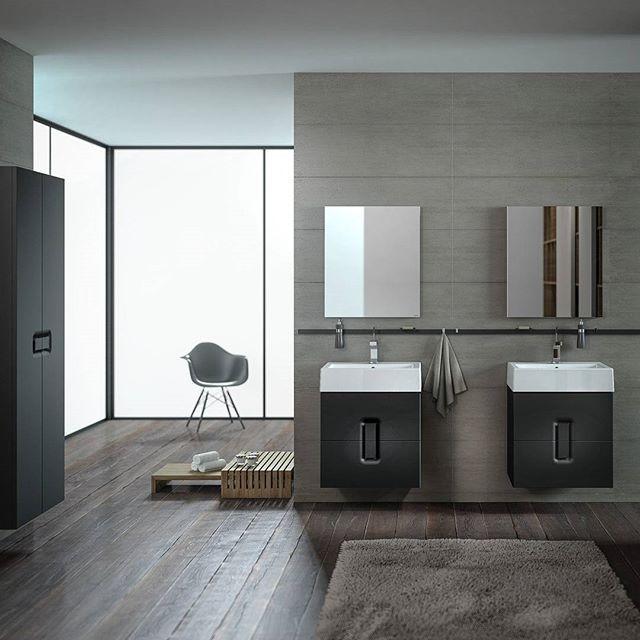 W grupie finalistów konkursu #DobryWzór 2015 znalazła się seria mebli łazienkowych KOŁO TWINS!  #KOŁO #łazienka #inspiracja #łazienki #wystrójwnętrz #meble #interior #interiordesign #inspiration