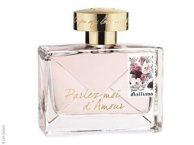 """Parlez-Moi d'Amour"" by John Galliano."