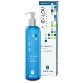 Andalou Naturals Fruit Stem Cell Science Cleansing Foam