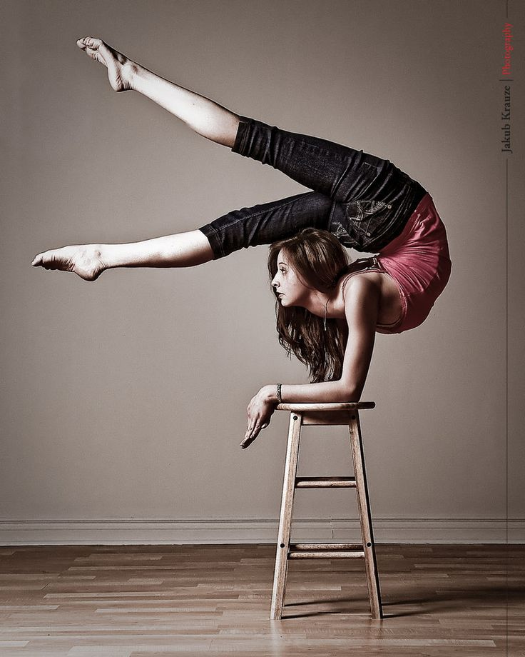 how to get flexible for dance