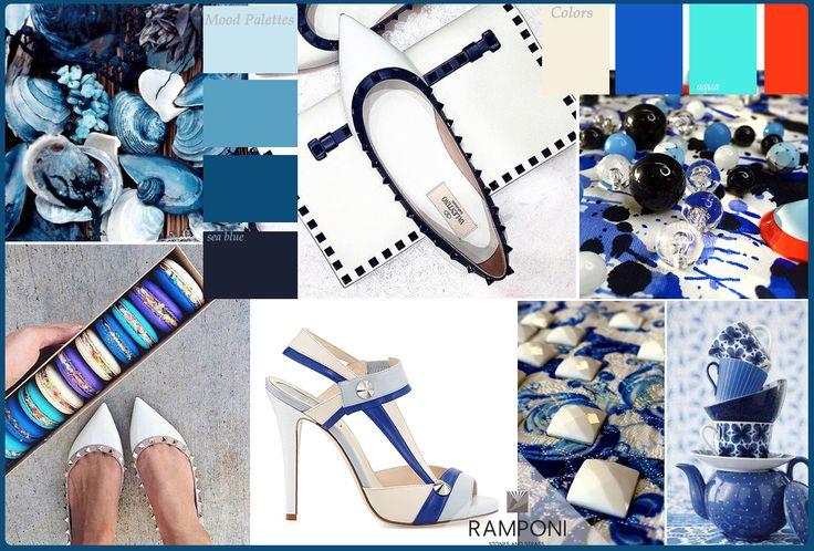 Blu… ecco il colore dell'anno! Perfetto per le giornate di Giugno, ci accompagna fino all'estate. Volete il meglio? Abbinate diverse tonalità di blu, che ricordano tranquillità e vacanze. Keep calm… manca poco all'estate! #SnorkleBlue #Vacation #Freshness #BeRelaxed #BeCool