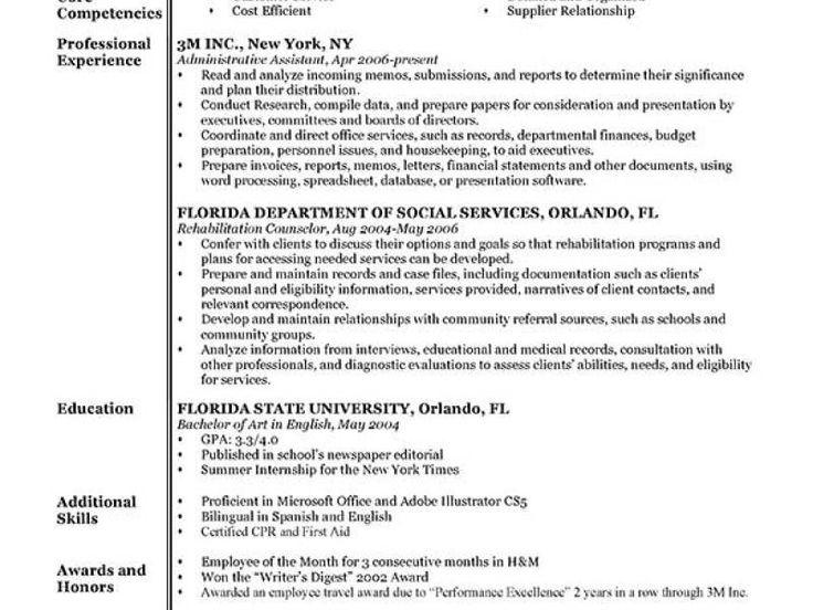 25+ unique Resume objective ideas on Pinterest Good objective - resume goal statements