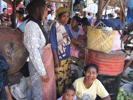 ibu ibu pasar