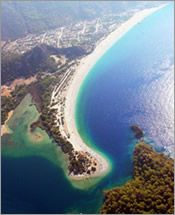 Olu Deniz - love that lagoon!