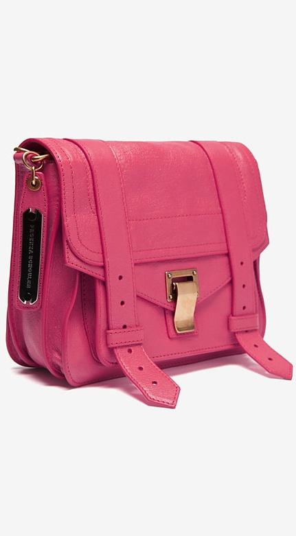 Proenza Schouler Exclusive Crossbody Pouch #handbags #designer