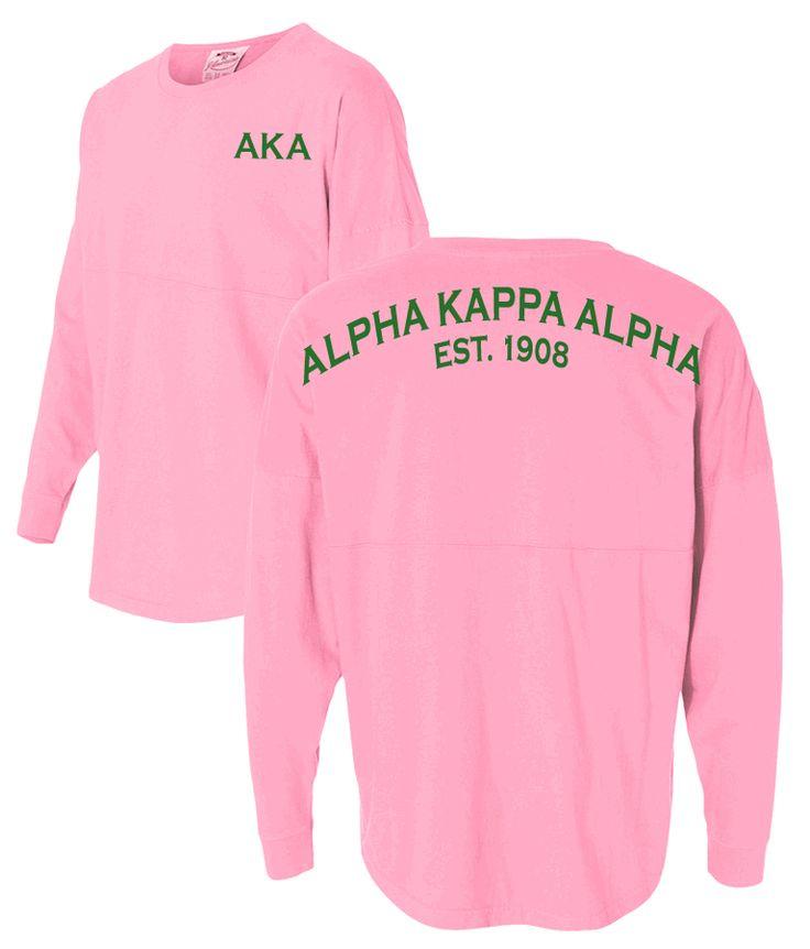 Alpha Kappa Alpha Game Day Billboard Jersey