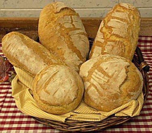 Pan Toscano Te enseñamos a cocinar recetas fáciles cómo la receta de Pan Toscano y muchas otras recetas de cocina..