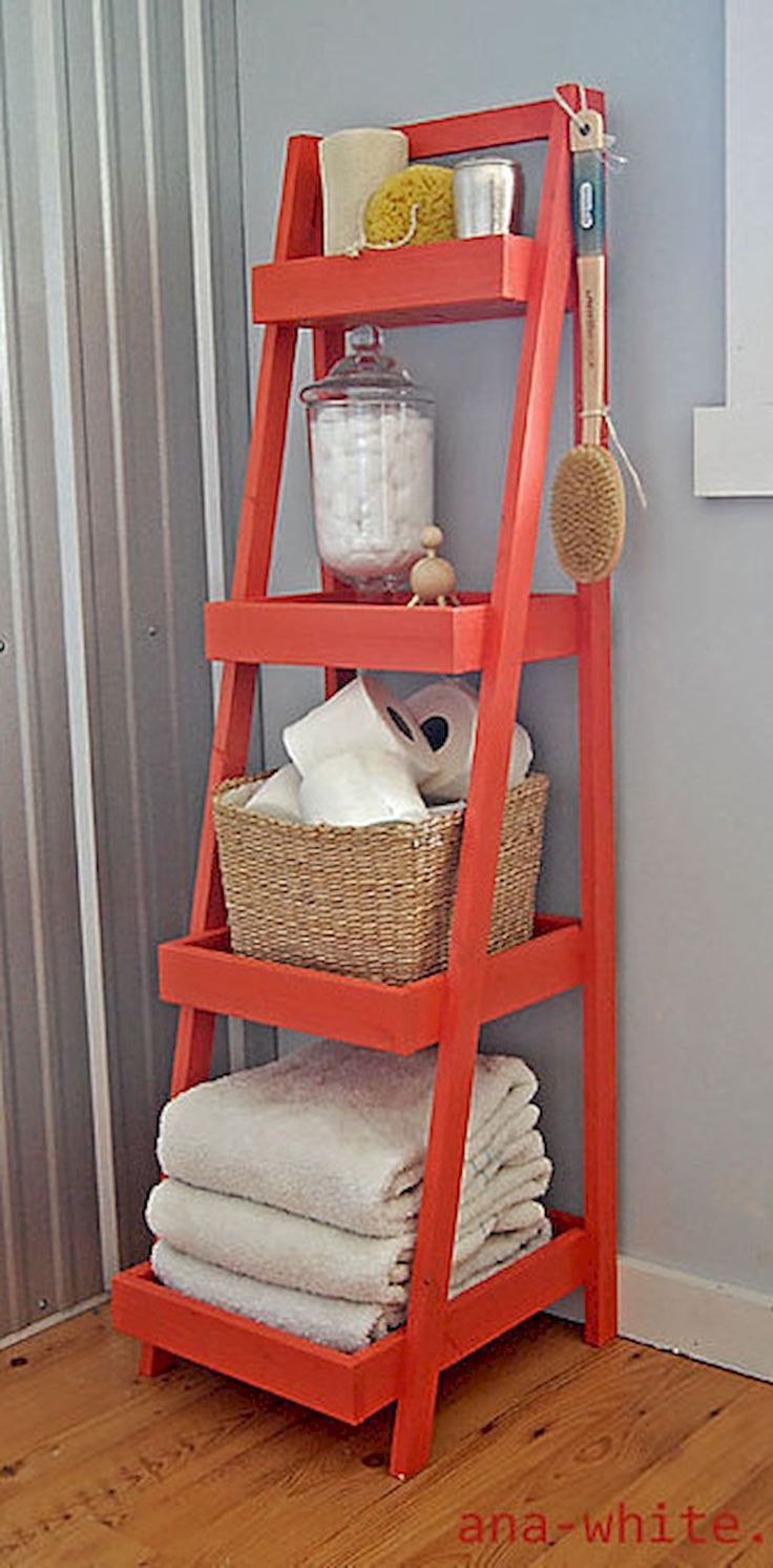 9 Great Towel Storage Ideas on Your Rest Room