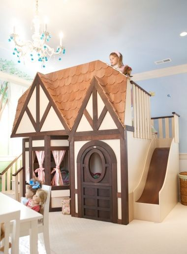 Kandeeland: The Coolest Dormitoris Infantils EVER