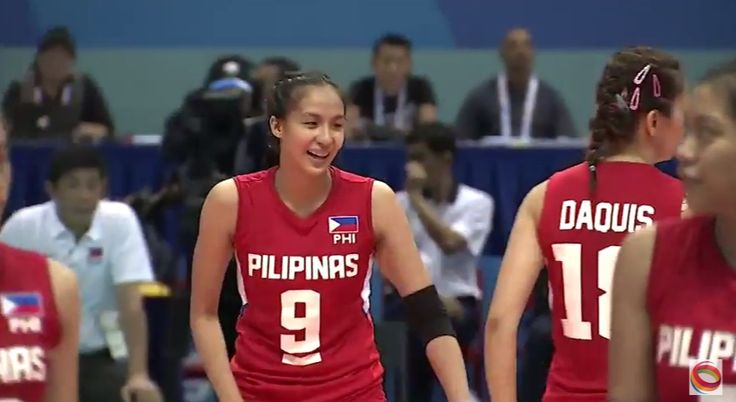 Centralian Jovelyn Gonzaga Leads Volleyball Team Philippines at SEA Games 2015