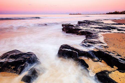 Maroochydore Beach, Queensland, Australia.