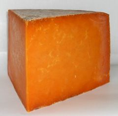 Red Leicester - Semi-hard cheese, rich in calcium. Best with Burgundy and Chardonnay, or full-bodied red wines like Rioja