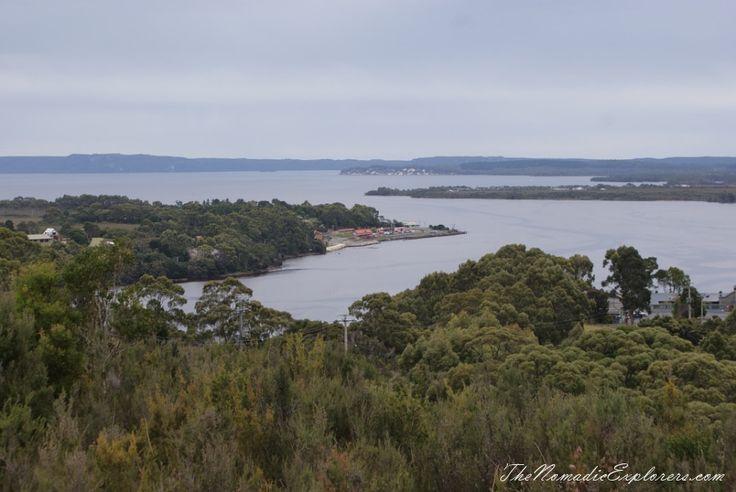 Tasmania, Day 4. Gordon River Cruise with World Heritage Cruises company