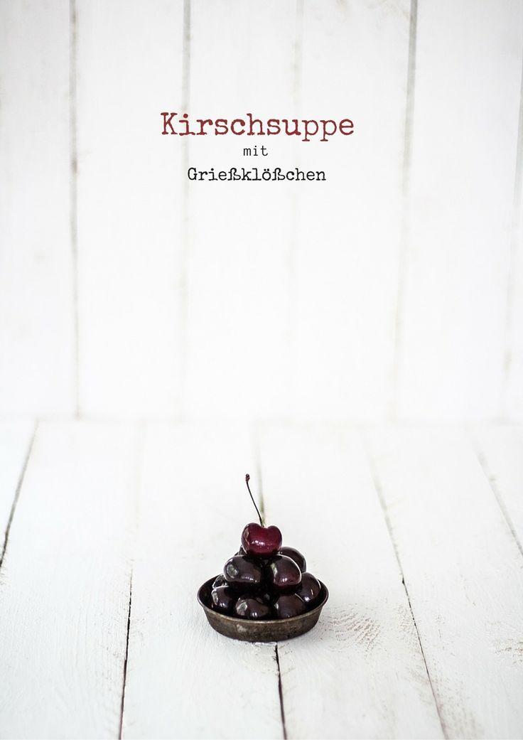 Kirschen | Cherries {Dee's Küche}