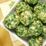 16 recetas con espinacas