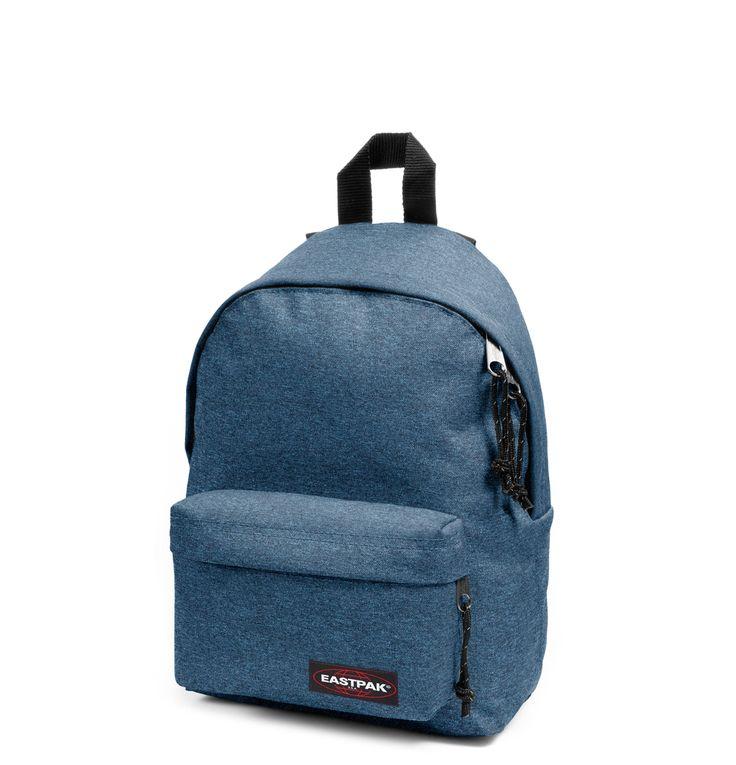 Super cool Eastpak Orbit rygsæk til børn, EK043, Double Demin Eastpak  til Rygsække i lækker kvalitet