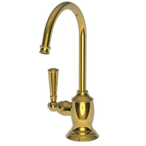 Newport Brass 2470-5613 Jacobean Single Handle Hot Water Dispenser (stainless steel (pvd)) stainless steel (pvd)