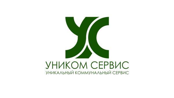Логотип для компании «Уником Сервис». Комплексное управление и обслуживание объектов недвижимости