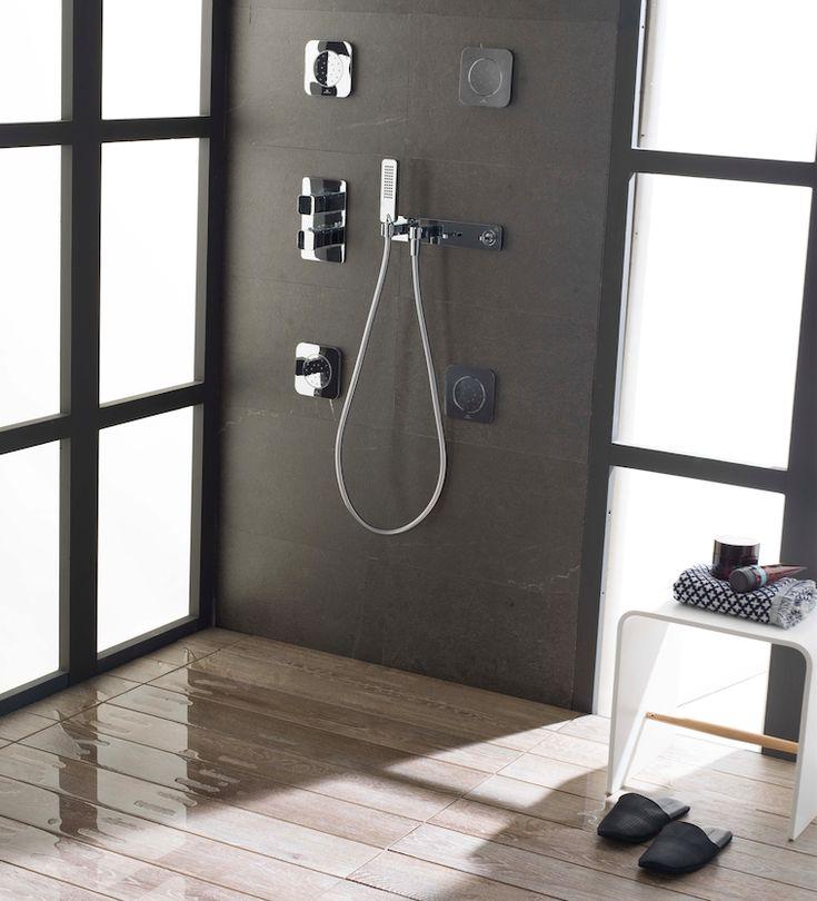 shower deck system porcelanosa