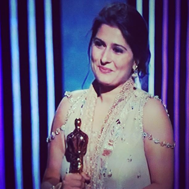 Oscar winner, Sharmeen Obaid Chinoy has made all us denizens of Pakiland very proud