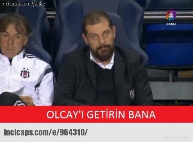 Beşiktaş - Tottenham Maçı Sonrası Yaran Capsler