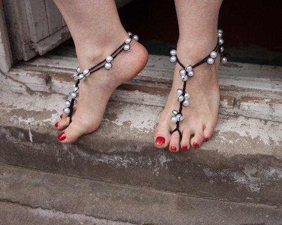 Shoes for yoga sandals sexy legs decoration feet beach от GGUA