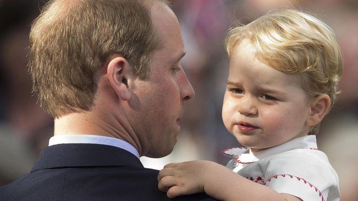 Herttuatar Catherine ja prinssi William haluavat mahdollisimman tavallisen lapsuuden jälkikasvulleen.