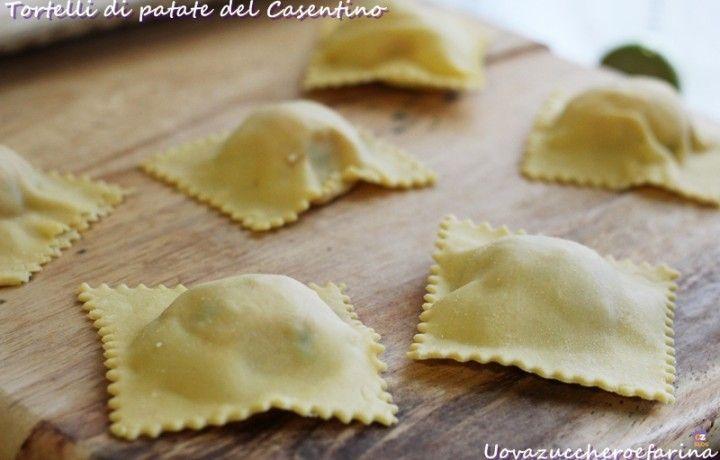 Tortelli di patate del Casentino